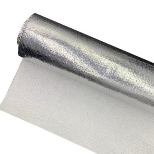 Стеклоармированные ткани ламинированные алюминиевой фольгой