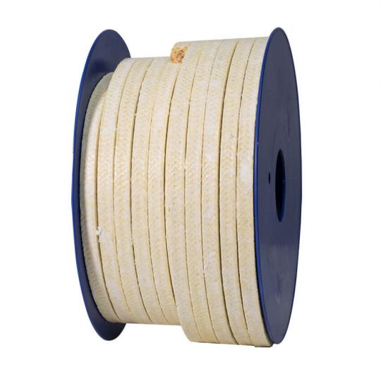 Сальниковый уплотнитель из Кевлара (арамидное волокно)