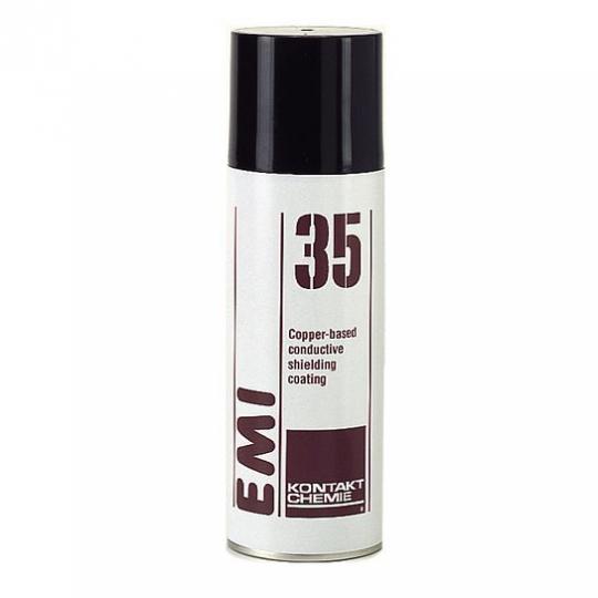 EMI 35 CRC — токопроводящее покрытие для пластиковых поверхностей