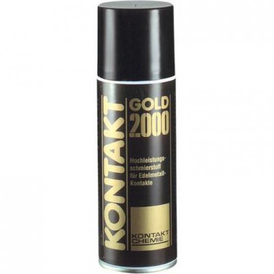 Kontakt Gold 2000 CRC — синтетический лубрикант