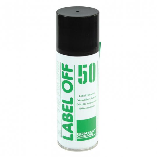 Label Off 50 CRC - средство для удаления самоклеящихся этикеток