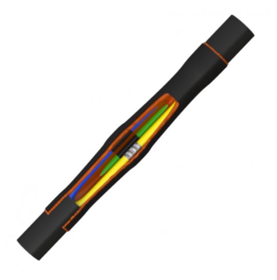 Мини-муфта соединительная термоусаживаемая до 1 кВ