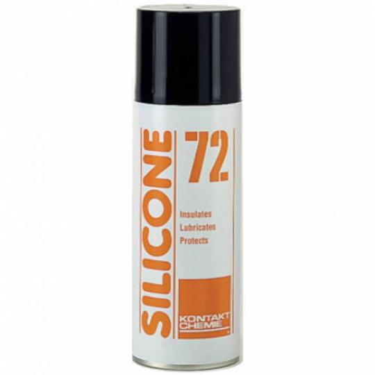 Silicone 72 CRC — силиконовая смазка