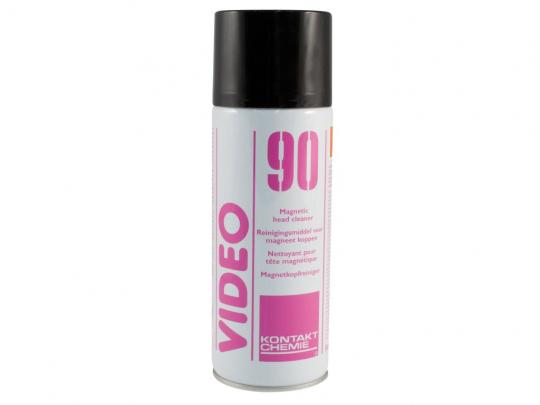Video 90 CRC - очиститель магнитных головок