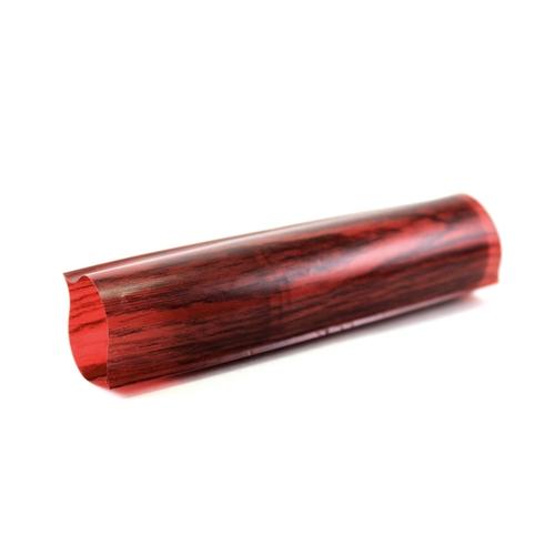 Термоусадочная трубка Raychman PVC (под дерево) красное дерево